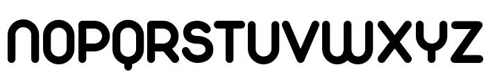 Duepuntozero ExtraBold Font UPPERCASE