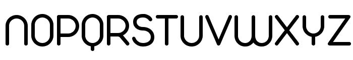 Duepuntozero Font UPPERCASE