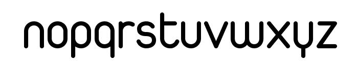 Duepuntozero Font LOWERCASE