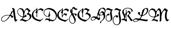Dukeplus Font UPPERCASE