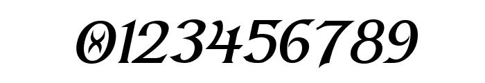 Dumbledor 1 Italic Font OTHER CHARS