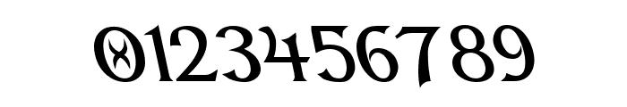Dumbledor 1 Rev Italic Font OTHER CHARS