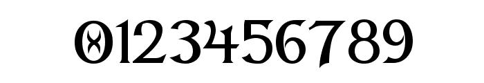 Dumbledor 1 Font OTHER CHARS