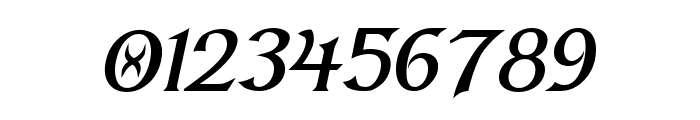 Dumbledor 2 Italic Font OTHER CHARS