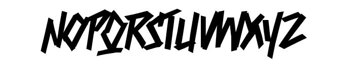 Dumbnerd Font LOWERCASE