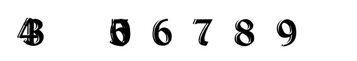 Dundalk_HandDrawn Font OTHER CHARS