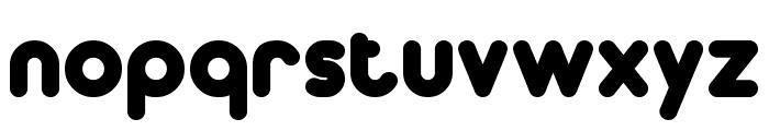 Dunkin Sans Bold Font LOWERCASE