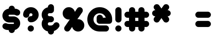 Dunkin Sans Font OTHER CHARS