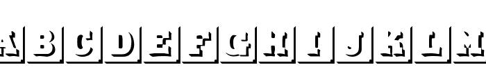 DuodezInitialen Font UPPERCASE