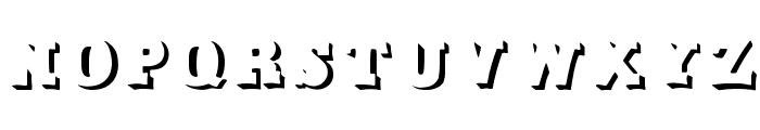 DuodezInitialen Font LOWERCASE