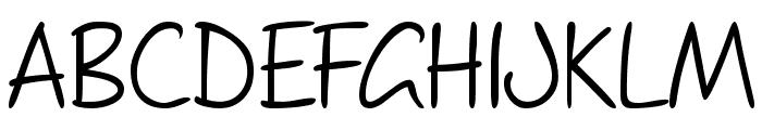 Dupree Light Font UPPERCASE