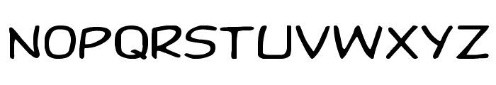 Dupuy Ex Font LOWERCASE