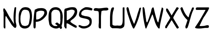 Dupuy Font UPPERCASE