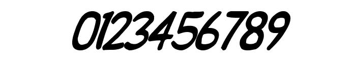 DupuyBALloon-Italic Italic Font OTHER CHARS