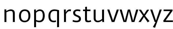 Duru Sans Font LOWERCASE