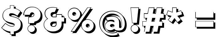 DurumKebab-FFP Font OTHER CHARS