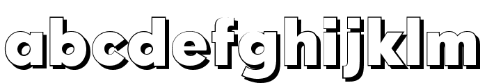 DurumKebab-FFP Font LOWERCASE