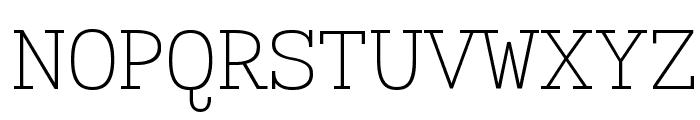 Dusseldorf Font UPPERCASE