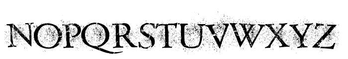 Dust Overhaul Font UPPERCASE