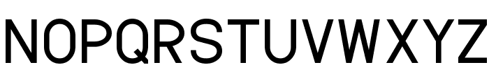 Dustismo  Bold Font UPPERCASE