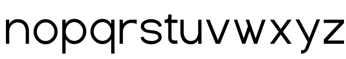 Dustismo Font LOWERCASE
