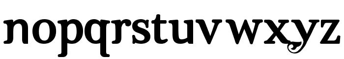 Dutch & Harley Font UPPERCASE