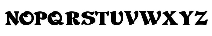 DuvallSmallCaps Bold Font UPPERCASE