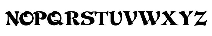 DuvallSmallCaps Font UPPERCASE