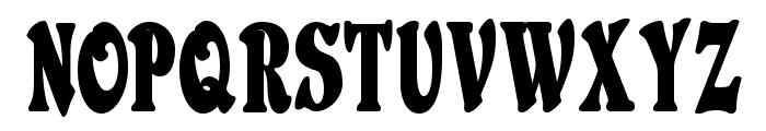 DuvallSmallCapsCondensed Bold Font UPPERCASE