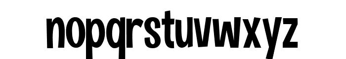 dumadi Font LOWERCASE