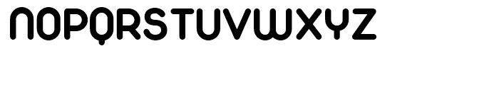 Duepuntozero Extra Bold Font UPPERCASE