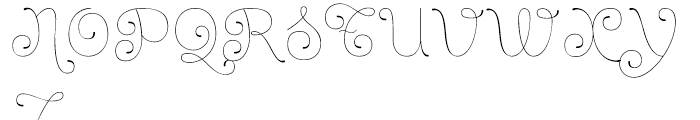 Dulce Pro Essential Font UPPERCASE