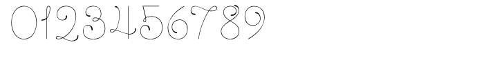 Dulce Pro Regular Font OTHER CHARS