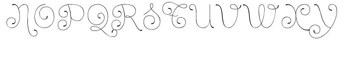 Dulce Pro Regular Font UPPERCASE