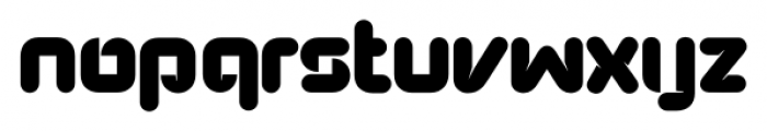 Duplex Regular Font LOWERCASE