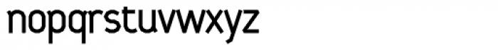 Dubius Book Font LOWERCASE