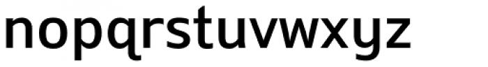 Due Medium Font LOWERCASE