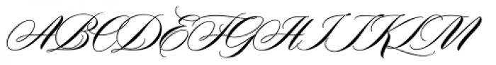 Duende Pro Font UPPERCASE