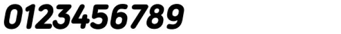 Duepuntozero Pro Extrabold Italic Font OTHER CHARS