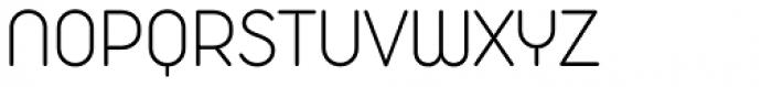 Duepuntozero Pro Light Font UPPERCASE