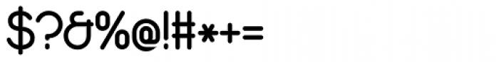 Duepuntozero Font OTHER CHARS