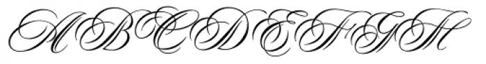 Duet Font UPPERCASE