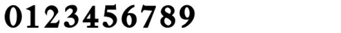 Duibhlinn Bold Font OTHER CHARS
