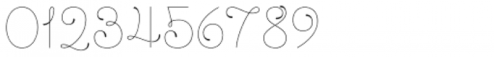 Dulce Essential Font OTHER CHARS