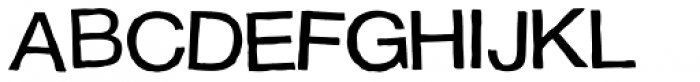 Dunsley Jumbled Font UPPERCASE