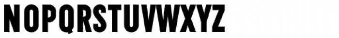 Duotone Font LOWERCASE