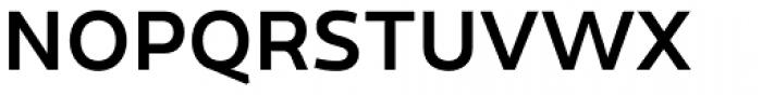 Dupla Bold Font UPPERCASE
