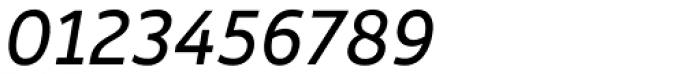 Dupla Demi Bold Italic Font OTHER CHARS
