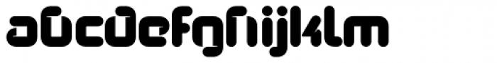 Duplex Font LOWERCASE