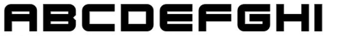Durandal Black Font UPPERCASE